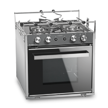 DOMETIC MOONLIGHT THREE GAS OVEN